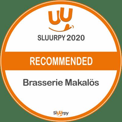 Brasserie Makal�0�2s